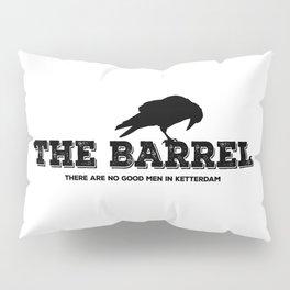 The Barrel Pillow Sham