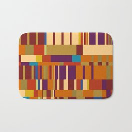 Chopin Prelude (Warm Colours) Bath Mat