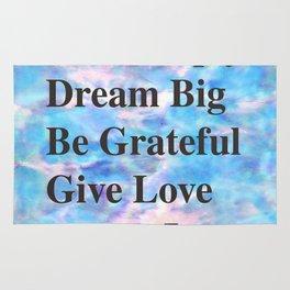 Give Love Rug