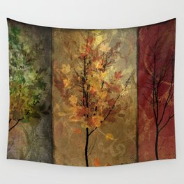 Tree Story Wall Tapestry