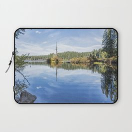 The Snag at Clear Lake Laptop Sleeve
