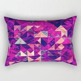 Geometric VI Rectangular Pillow