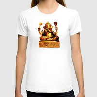 ganesha T-shirts featuring Ganesha by Ninamelusina