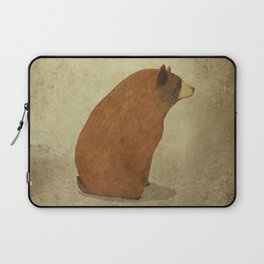 The bear Laptop Sleeve