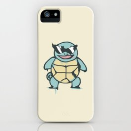 Ash's Squirtle (Squirtle Squad Leader) iPhone Case