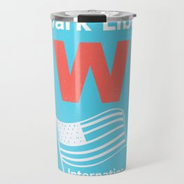 EWR Newark Travel Mug