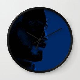 L'homme - midnight Wall Clock