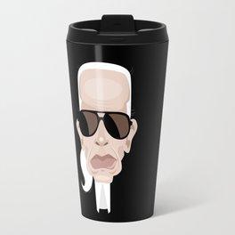 Karl Lagarfeld Travel Mug