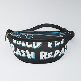 Rc Plane Design for Hobby Pilots Fanny Pack