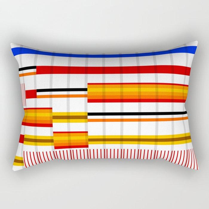 The Saga Begins Rectangular Pillow