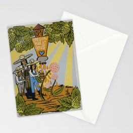 Oregon Public House Poster - 13 Stationery Cards