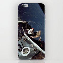 Apollo 9 - Spacewalk iPhone Skin