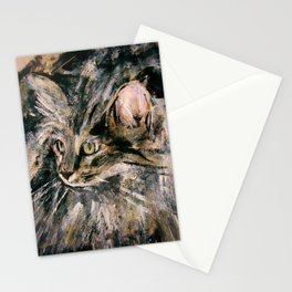 Norwegian Forest Cat Stationery Cards
