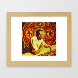 Dr. Dre Framed Art Print