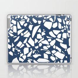 Terrazzo Navy Laptop & iPad Skin