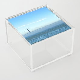 Golden Gate Fog Acrylic Box
