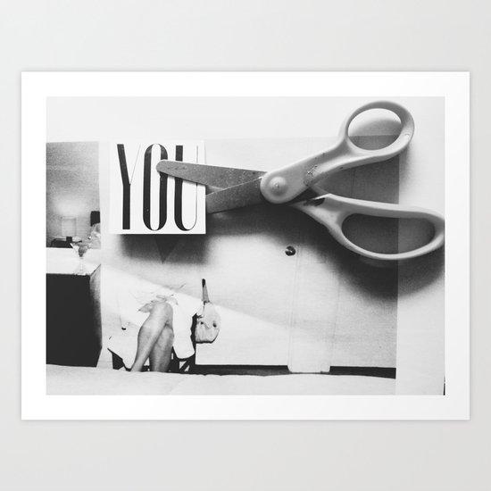 #2012 Art Print