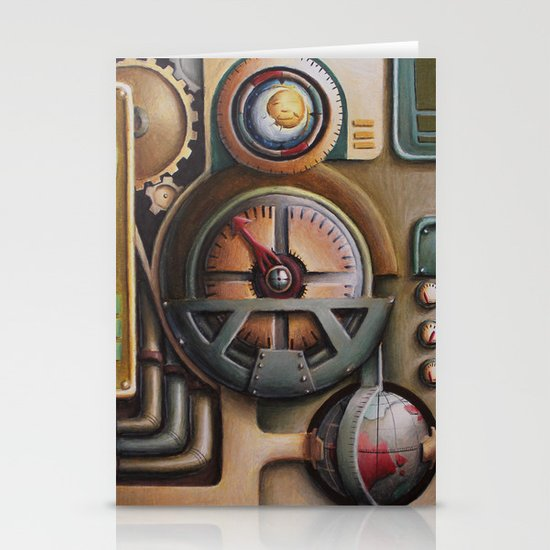 Dials Stationery Cards