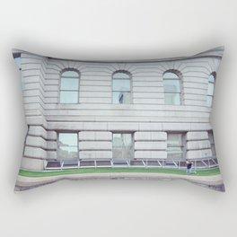 flying baby Rectangular Pillow