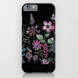 Les fleurs du mal iPhone Case