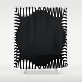 Soundcave Shower Curtain