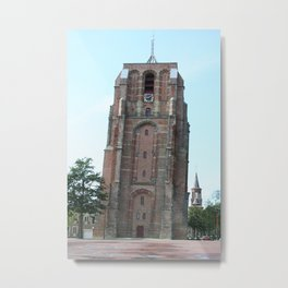 Oldehove Metal Print
