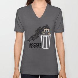 Dumpster Diver Unisex V-Neck
