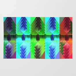 Colorful Image Rug
