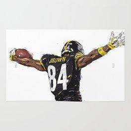 NFL series - Antonio Brown Rug