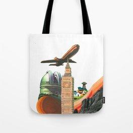 Leaving MoMo City Tote Bag