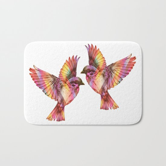 Sparrows Bath Mat