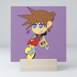 Keyblade Master Mini Art Print