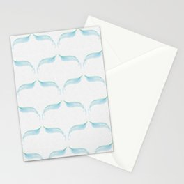 Lightness in watercolor Stationery Cards