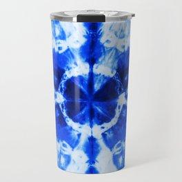 It's Bloomin' Blue Travel Mug