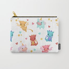 Mythical Creatures Carry-All Pouch