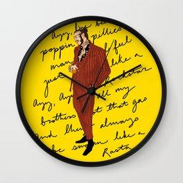 Posty Wall Clock
