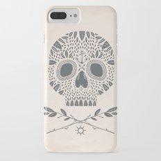 LEAF SKULL iPhone 7 Plus Slim Case