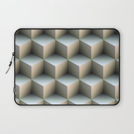Ambient Cubes Laptop Sleeve