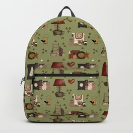 COUNTRY PRIMITIVE Backpack