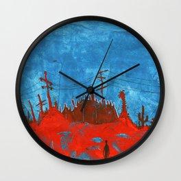 Thrace Italian Wall Clock
