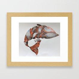 Baleia II Framed Art Print