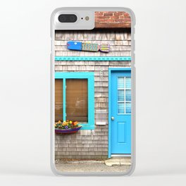 Life in Color Clear iPhone Case