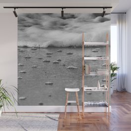 Soft wave Wall Mural