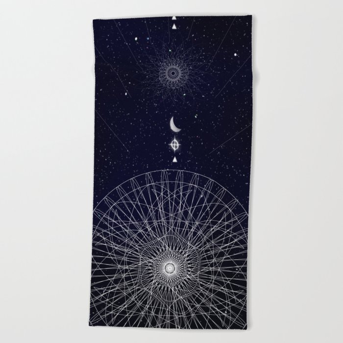 Reveal Beach Towel