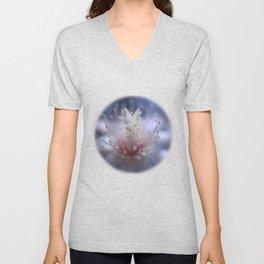 dreaming cactus Unisex V-Neck