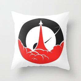 Praxus Logo Throw Pillow