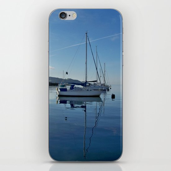 Perfect Morning After Sailing iPhone & iPod Skin