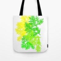 fern Tote Bags featuring Fern by Sreetama Ray