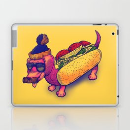 Chicago Dog Laptop & iPad Skin