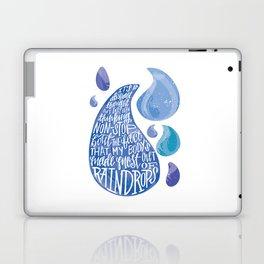 Saltwater Heart. [Switchfoot] Laptop & iPad Skin